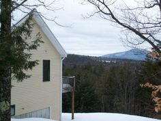 28 Reservoir Hill Rd, Parsonsfield, ME Quality New Construction, Contemporary Ranch w/ panoramic mountain views SOLD http://dkr.mreis.fusionmls.com