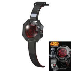 Une montre collector Star wars, pour ceux qui ne peuvent s'empêcher de frimer ! Boba Fett, Cadeau Star Wars, Stars, Sterne, Star