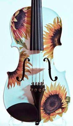 Violín ♪♫♥.....La música es el corazón de la vida. Por ella habla el amor; sin…