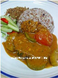 Resepi Nasi Dagang Kelantan Guna Rice Cooker