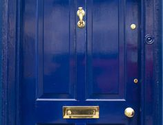 The Best Feng Shui Color for Your Front Door