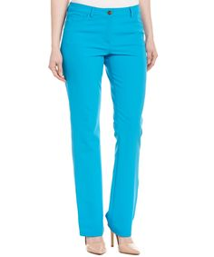 ESCADA ESCADA LAGOON STRAIGHT LEG'. #escada #cloth #pants
