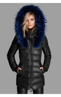 Nicole Benisti Down Winter Coat jk8012