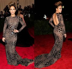 Punk frock: The good, the rad and the very, very ugly at the 2013 Met gala - Jennifer Lopez - a hit!