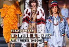 Όλες οι Τάσεις: Γυναικεία Παλτό & Πανωφόρια 2017 Fur Coat, Fall Winter, Jackets, Fashion Trends, Down Jackets, Fur Coats, Fur Collar Coat, Jacket, Trendy Fashion