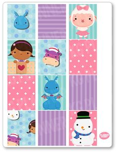 Now available in our store: Doctor Girl Full .... Check it out at http://www.plannerpenny.com/products/doctor-girl-full-boxes-planner-stickers