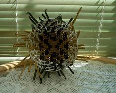 weaving basket tutorial
