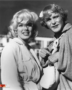 "Jack Lemon & Marilyn 2 - ""Some Like It Hot"""