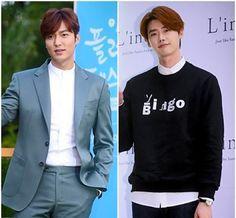 이민호·이종석 Lee Min Ho and Lee Jong Suk are chosen as China's leading Hallyu star