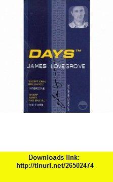Days (9781857988413) James Lovegrove , ISBN-10: 1857988418  , ISBN-13: 978-1857988413 ,  , tutorials , pdf , ebook , torrent , downloads , rapidshare , filesonic , hotfile , megaupload , fileserve