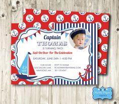 27 best sammy s 1st birthday images on pinterest nautical party