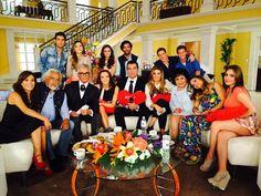 """Silvia Navarro...en novela """"Mi Corazon es Tuyo""""...con Jorge Salinas y Rene Casados"""