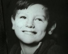 Andrei Tarkovsky - age 8.