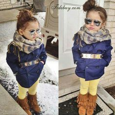 Can't wait till we move so I can dress Rylie like this