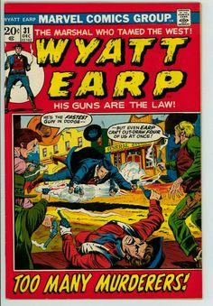 Wyatt Earp 31 (FN+ 6.5)