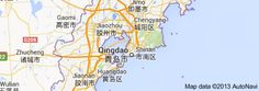 """Qingdao / city in the People's Republic of China / Qingdao is a port city in Shandong province in the east of the People's Republic of China. The abbreviation 青, Pinyin Qīng means """"green"""" or """"lush / juicy"""" with reference to the vegetation. Wikipedia"""