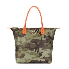Just fell in love with the Camo Nylon Easy Tote for $NaN on C. Wonder! Click on the image and receive 20% off your next full-price purchase and find something you love too!