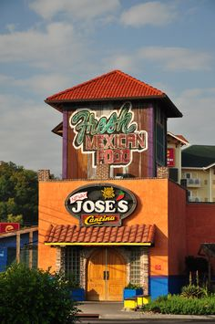 No Way Jose's in Pigeon Forge, Tennessee