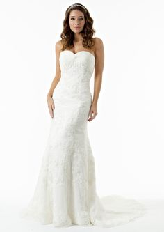 Amanda Wyatt Dayna Vows Wedding Dresses Lace Elegant Bride Collection