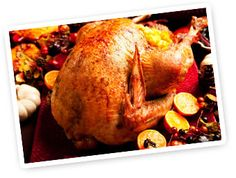 All your turkey questions are answered.  Love these tips!