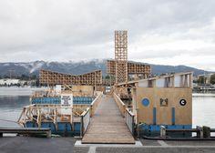 Studio Tom Emerson > Pavilion of Reflections | HIC Arquitectura