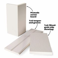 Cutting and Installing Plastic Azek Trim (DIY)   Family Handyman Pvc Trim Boards, Pvc Board, Azek Trim, Vinyl Siding Installation, Trim Carpentry, Pvc Wall Panels, Corner Moulding, Vinyl Trim, Plastic Trim