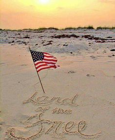 Land of the free and home of the brave