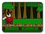 Syllable Split    Help Syllable Sammy decode two syllable words. He will split the words in half for you, if you help him build a new log cabin.