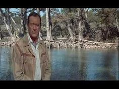 John Wayne talks about freedom. Not to cower in security but be a man and do what's rightto fight tyranny. Make sure you listen till the end.