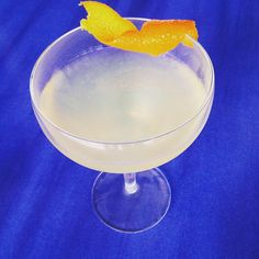 This drink is the Bee's Knees: Beefeater's Gin, Lemon, & Orange Cardamom Infused Honey!