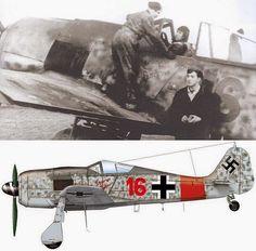 FalkeEins - The Luftwaffe blog : Fw 190 Sturmbock
