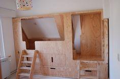 Bedstede   Jungle Room, Kidsroom, My Room, Bunk Beds, Kids Bedroom, Room Inspiration, New Homes, Interior, Furniture