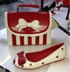 Lola Ramona´s Rinna ballerina and Girlie bag...come summer, come :)