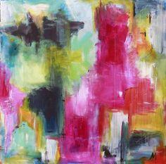 "Saatchi Art Artist Melissa McGill; Painting, ""Take Your Breath"" #art"