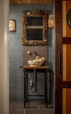 Take a moment to check out a few of DIY vanity mirror concepts that we have actually collected as well as hopefully, it will certainly offer some ideas. Huge Mirror, Round Mirrors, Diy Vanity Mirror, Mirror Mosaic, Steel Structure, Mirror Ideas, Awesome, Check, Home Decor