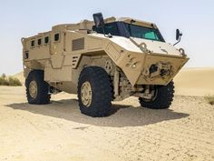 NIMR N35 Multi-Role Protected Vehicle