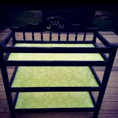 Diy Changing table after