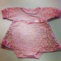 Vestido de Verão para as babygirl