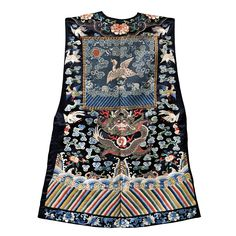 Woman's Court Vest, Xiapei, China, early 20th century