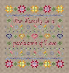 Maria Diaz Designs - Free Cross Stitch Charts