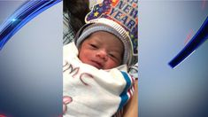 NEW YORK — While many New Yorkers rang in the New Year at midnight in Times Square or at parties, some of NYC's first babies of 2018 were born.  Flushing Hospital welcomed a baby girl at 12:01 a.m. The unnamed baby girl, born to Tania Shirin, weighed in at 4 pounds, 11.5 ounces.  NYC Health   Hospitals welcomed a baby boy at 12:23 a.m. The unnamed baby was born at Lincoln Hospital in the Bronx.