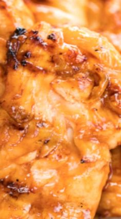 Brown Sugar Pineapple Chicken