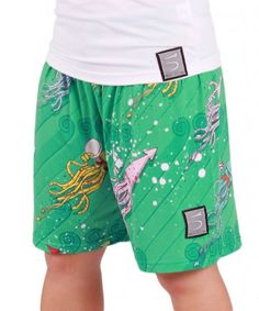 Party Squid Women's Hydro Shorts