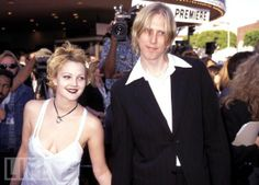 But that's...Drew Barrymore and Eric Erlandson!
