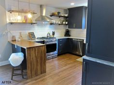 Custom Kitchen Cabinets Designedsawhorse Designs In Millburn Pleasing Custom Kitchen Cabinets Design Ideas