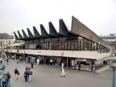 Budapest - Széll Kálmán tér (Moszkva tér)