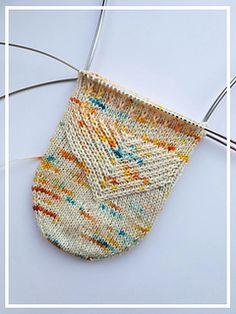 Ravelry: Tript Socks pattern by Shelbi Hrkach
