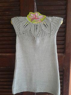 Ravelry: Project Gallery for Eli Baby Dress pattern by Leyla Alieva