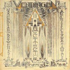 Het tijdschift Wendingen - covers of Wendingen