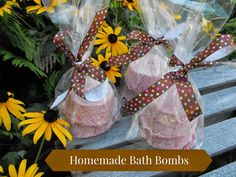 Smile for no reason: How to Make Your Own Homemade Bath Bombs